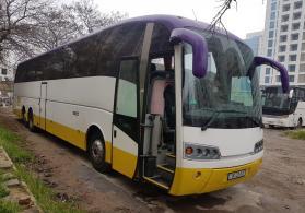 Komfortlu avtobuslar sifarişi