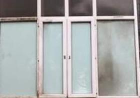 plastik qapi pencere 2,33 x 2,95 -e