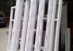 Plastik qapı ve pencereler her nov kohne işlenmiş de olur