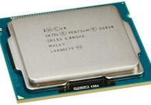 Procesorlar 2400-i5 1155 tezedi