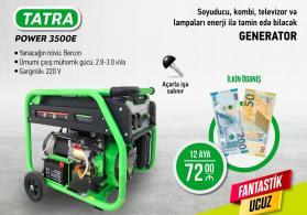 Generator Tatra Power