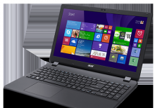 Acer ES1 - 512 Təzə Model Notebook