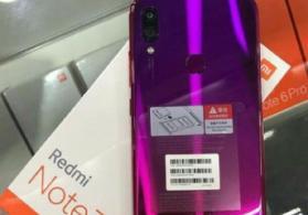 kreditlə Yeni Xiaomi Redmi Note 7 64 GB qara