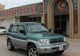 Mitsubishi Pajero io, 2000 il
