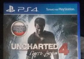 """PS4 üçün """"Uncharted 4"""" Türkçe"""