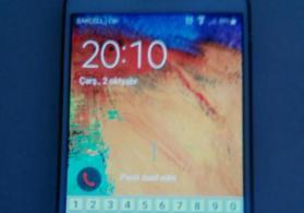 Samsung Galaxy Note 3 32 ГБ Белый