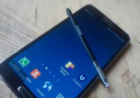 Samsung Note 3. ideal veziyyetde.