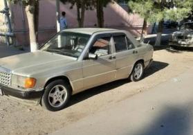Mercedes-Benz 190-Series 1990