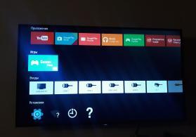 Sony televizor 142 ekran