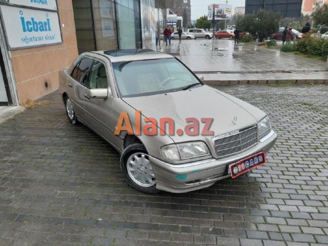 Mercedes-Benz C 200 1999