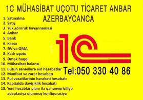 1C Muhasibat 8.3 Azerbaycan dilinde