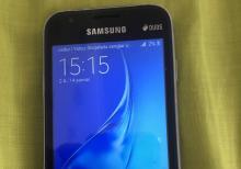 Samsung galaxy j1mini duos