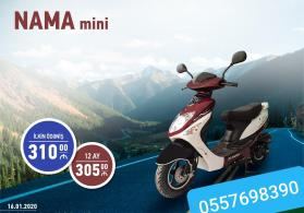 "Moped ""Nama"" 2019"