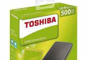 Xarici hard disk 500gb
