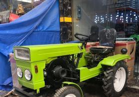 Traktor kreditlə