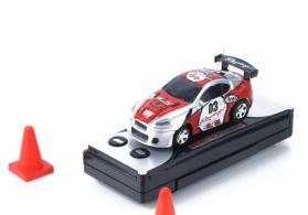 Dünyanın en balaca uzaqdan idarə olunan oyuncaq avtomobili