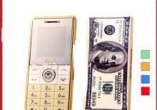 Dollar dizaynlı mini telefon Yeni