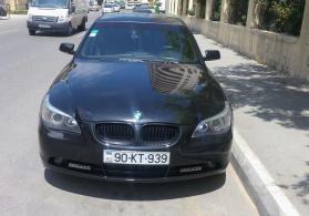 BMW E60 545i satilir