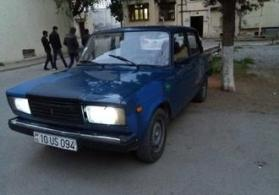 LADA (VAZ)2107 satilir