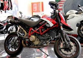 DucatiHypermotard 1100 EVO SP
