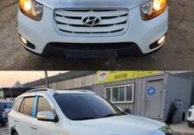 Hyundai Santa Fe, 2011 il