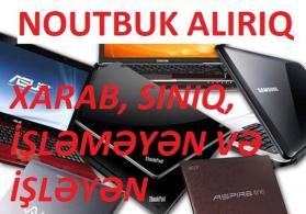 XARAB NOTEBOOK ALIŞI