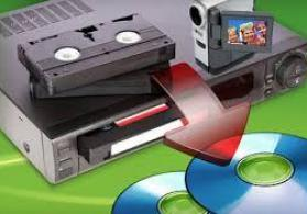 video kassetden diske yazilmasi