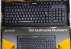 A4tech orijinal klaviatura