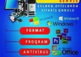 Kompüter formatı
