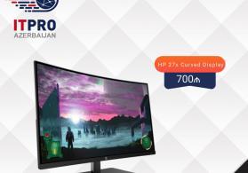 HP Monitor satışı