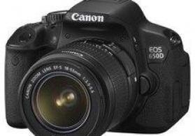 """""""Canon 650D"""" icarəsi"""