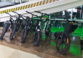 Mühərrikli velosipedlər