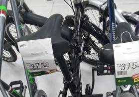 Qatlanan velosipedlər