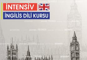 İntensiv İngilis Dili Kursları