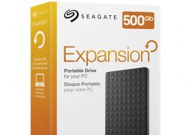 Seagate 500gb Xarici Hard disk Təzədir