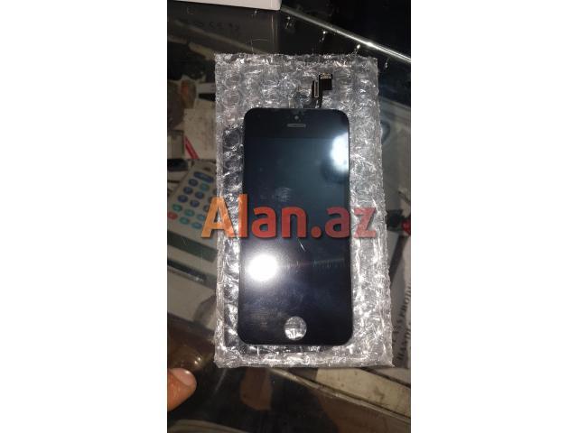 İphone 5s telefon ekranı
