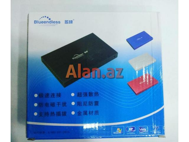 Notebook ucun hard disk qabi