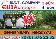 AKSIYA - Quba-QECRESH TURU