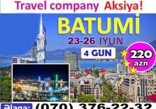 Batumi TURU  iyun ayina
