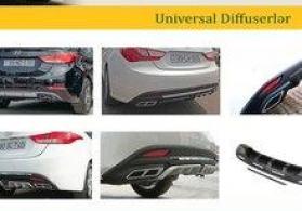 Universal diffuzerlər
