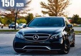 """Mercedes-Benz E200"" icarəsi"