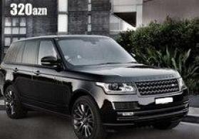 """Range Rover"" icarəsi"