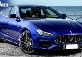 """""""Maserati Ghibli"""" icarəsi"""