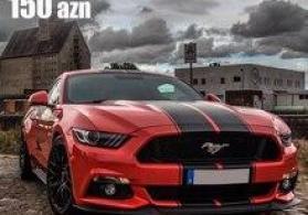 """""""Ford Mustang"""" icarəsi"""