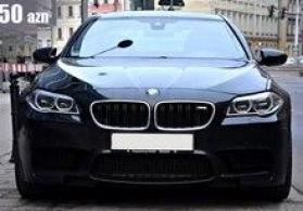 """BMW 528 i"" icarəsi"