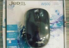 Bluetoothlu JedEl W500 mışkası