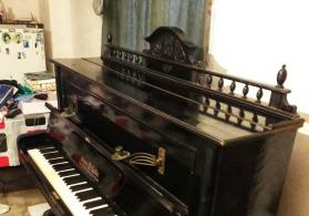 Antik piano