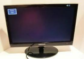 işlenmis Samsung Monitor