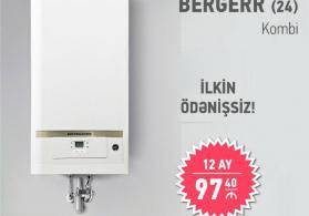 Yeni Müasir BERGER kombinlərinin Nağd və kreditlə satışı