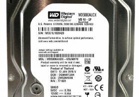 Sərt disk Western Digital 500 gb